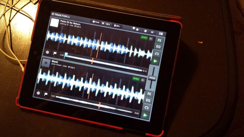 Tablets: The Next Stage of the Digital DJ Revolution?