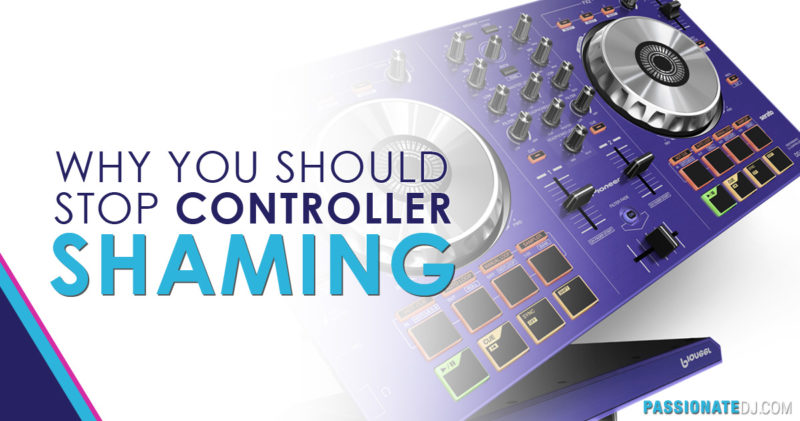 Why You Should Stop Controller-Shaming