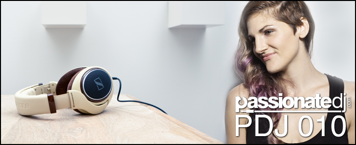 """Becoming a """"Deejaypreneur"""" w/Casie Lane (Passionate DJ Podcast #010)"""