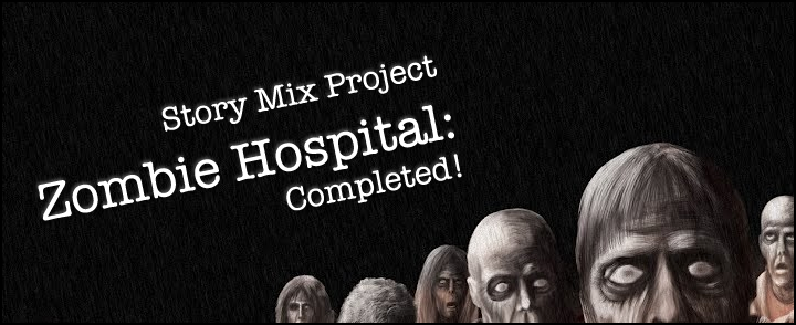 The Story Mix Project is COMPLETE!