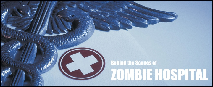 PDJ 024 – Halloween 2015: Behind the Scenes of Zombie Hospital
