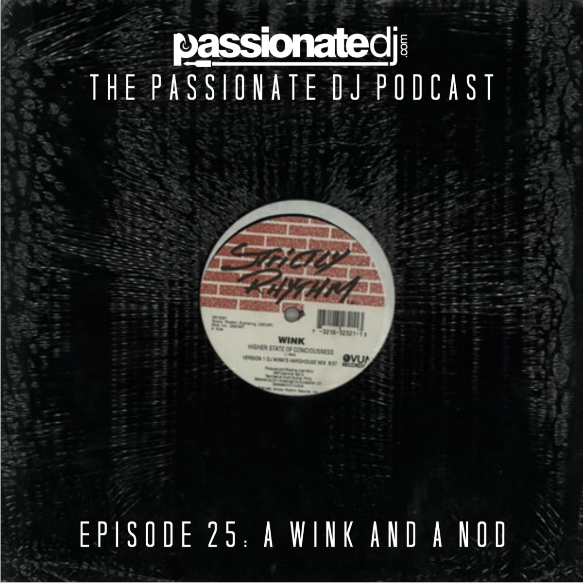 A Wink and a Nod (Passionate DJ Podcast #025)
