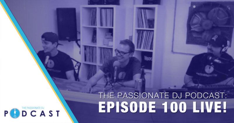 Episode 100 Live!