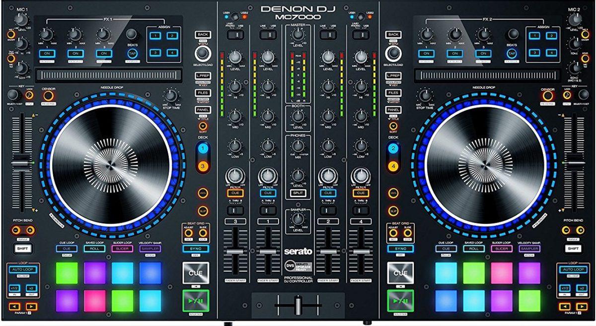 Denon DJ MC7000 (DJ Controller)
