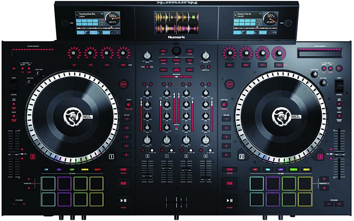 Numark NS7III (DJ Controller)