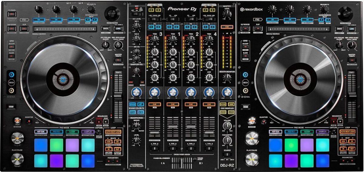 Pioneer DDJ-RZ (DJ Controller)