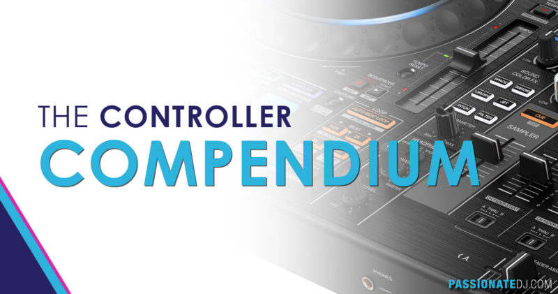 Best DJ Controllers 2017 (The Controller Compendium)
