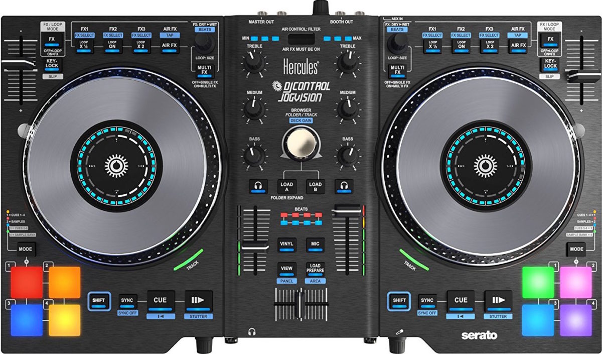Best DJ Controllers 2018 (The Controller Compendium)