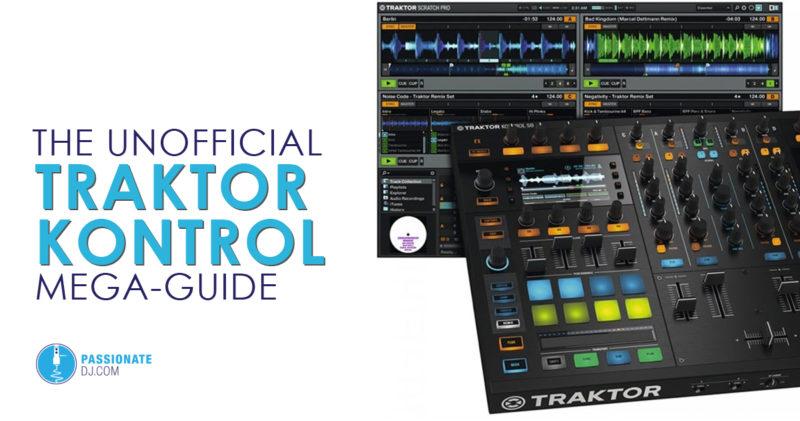 Best Traktor Controller: The Unofficial Traktor Kontrol Mega-Guide
