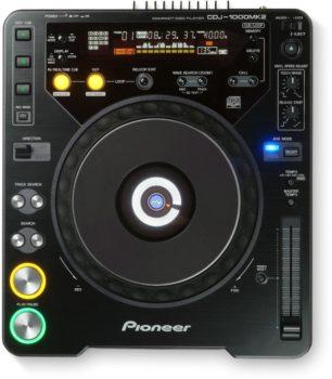 Pioneer CDJ-1000MK2