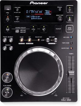 Pioneer CDJ-350