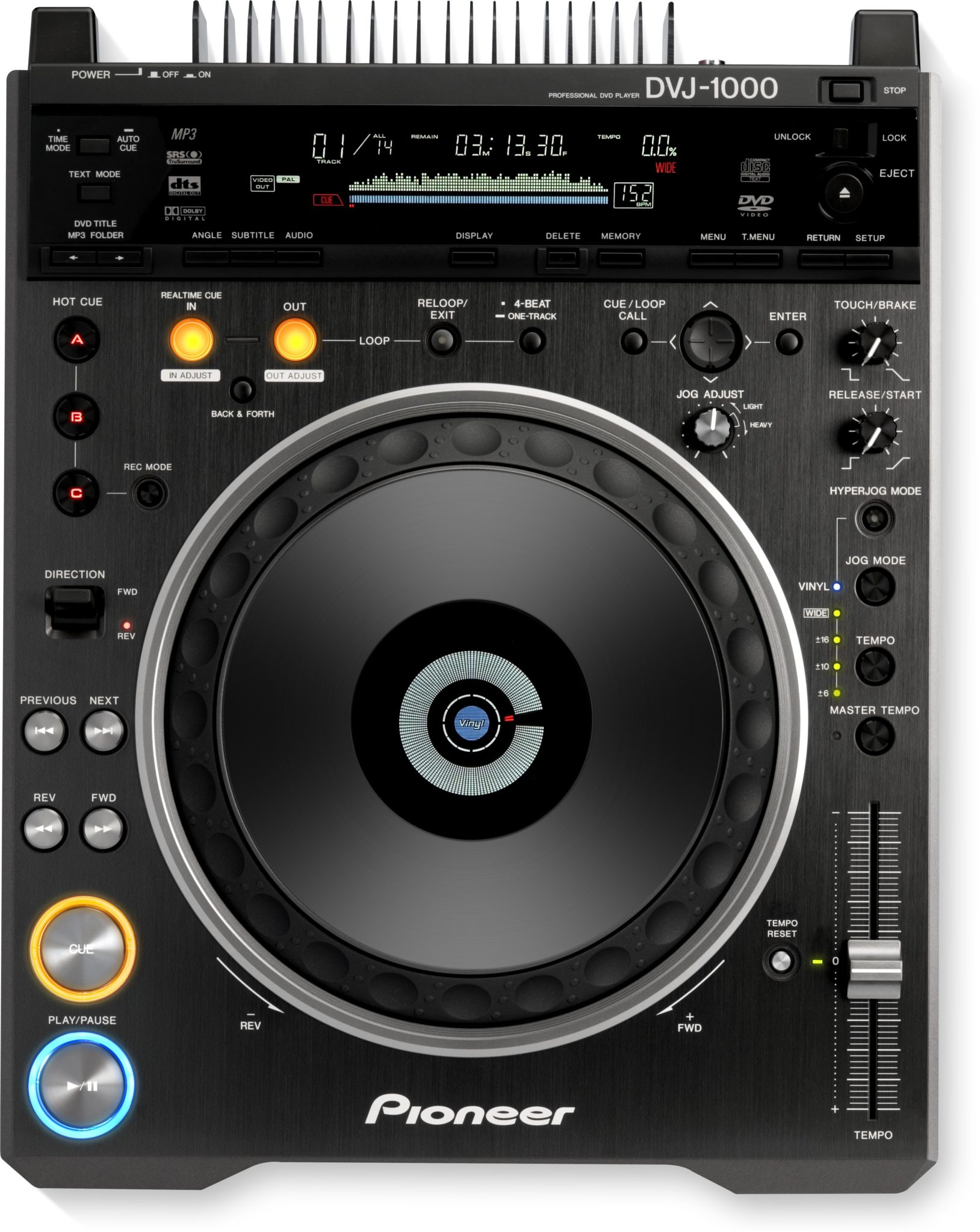 The Pioneer CDJ Guidebook: A Comparison & History of CDJs