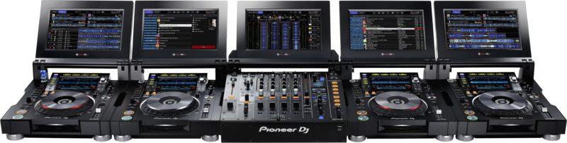 Pioneer TOUR1 Set