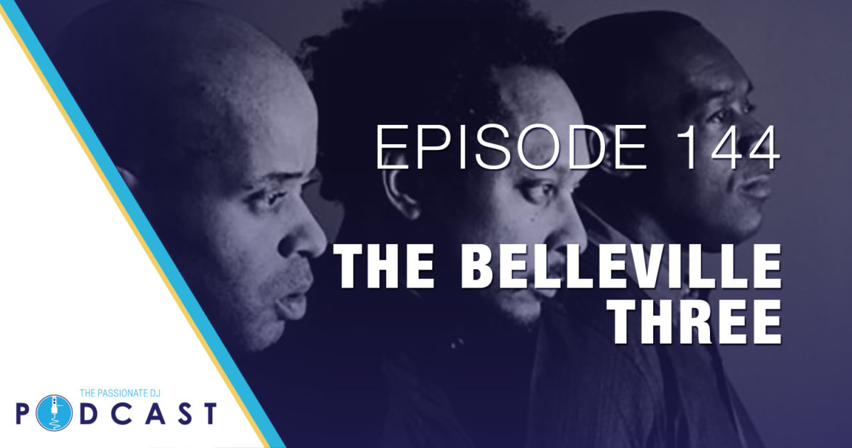 Episode 144: The Belleville Three