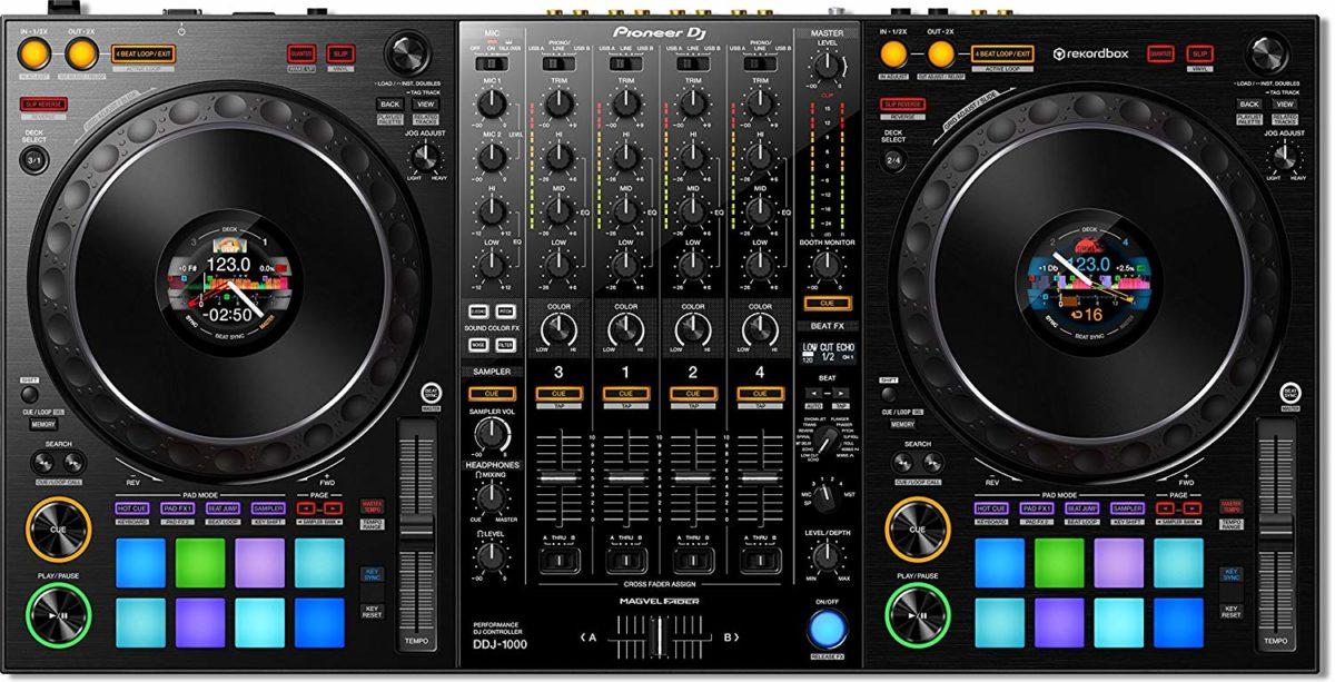 Pioneer DDJ-1000 (DJ Controller)