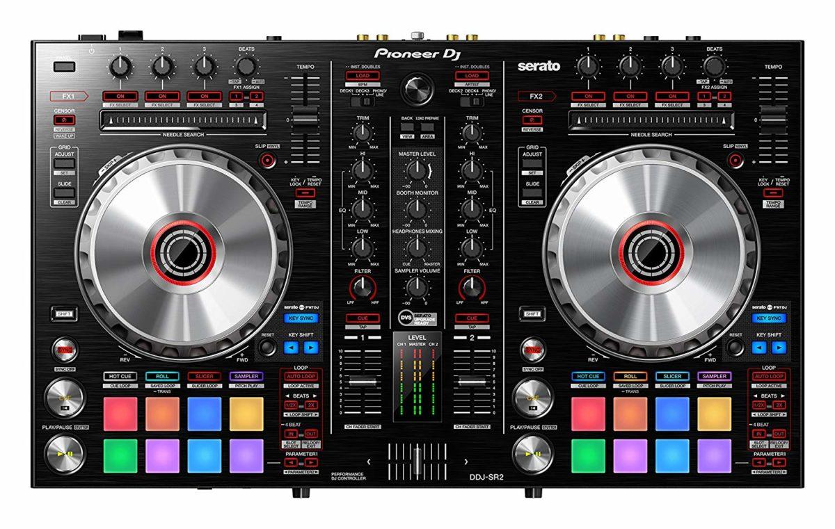 Pioneer DDJ-SR2 (DJ Controller)