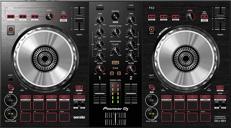 Pioneer DDJ-SB3 (DJ Controller)