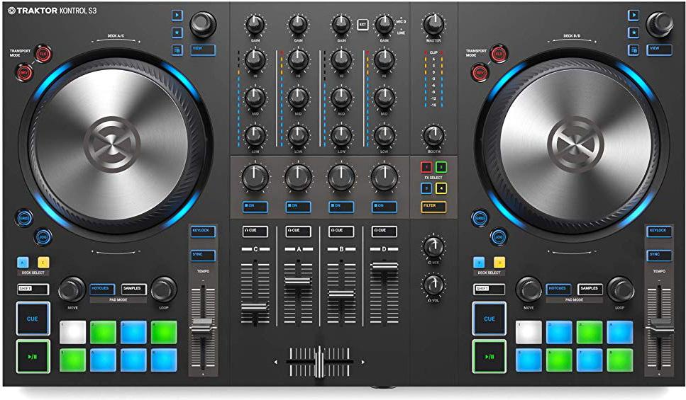 Traktor Kontrol S3 (DJ Controller)