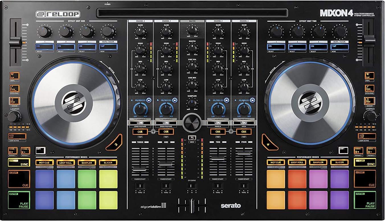 Reloop MIXON 4 (DJ Controller)