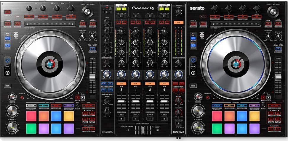 Pioneer DDJ-SZ2 (DJ Controller)